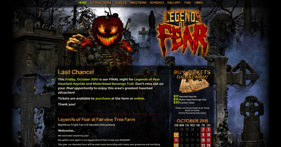 LegendsOfFear.com