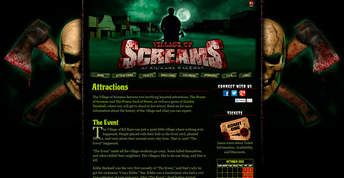 Village of Screams