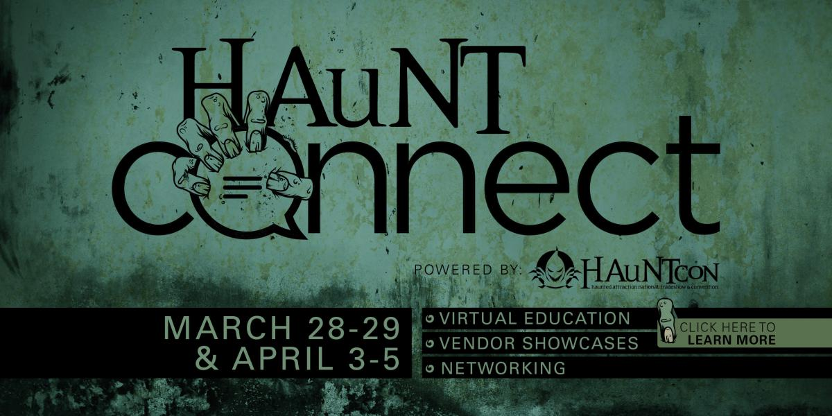 HAuNT Connect Virtual Tradeshow